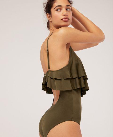 sobornar auténtico los más valorados Cantidad limitada Oysho vende ya los bañadores y bikinis para todos los tipos ...
