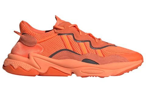 Footwear, Orange, Shoe, Running shoe, Product, Outdoor shoe, Peach, Athletic shoe, Sneakers, Walking shoe,