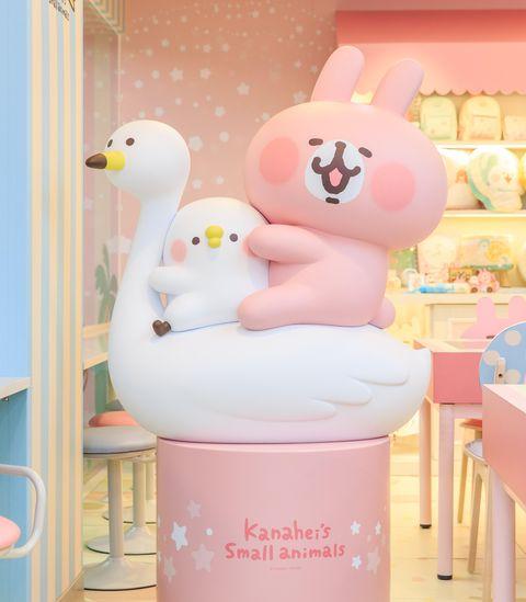 卡娜粉要瘋了!高雄開設超萌「7-11卡納赫拉聯名店」太粉太可愛...網嗨:可待一整天!