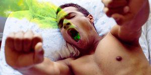 寝起き 口臭,   朝の口臭,   口臭 原因,   口臭 改善,   口臭, 匂い,治す,臭い,原因