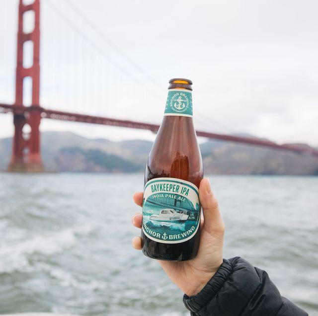 Drink, Beer, Bottle, Water, Alcoholic beverage, Beer bottle, Vacation, Alcohol, Liqueur, Glass bottle,