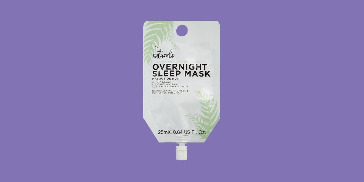 Primark P.S Naturals Overnight Mask Review