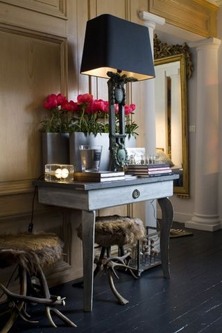 What Is A Console Table Why It S Called - What Is A Tall Skinny Table Called