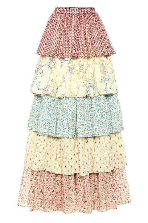 Clothing, Pink, Product, Turquoise, Aqua, Dress, Beige, Textile, Peach, Ruffle,