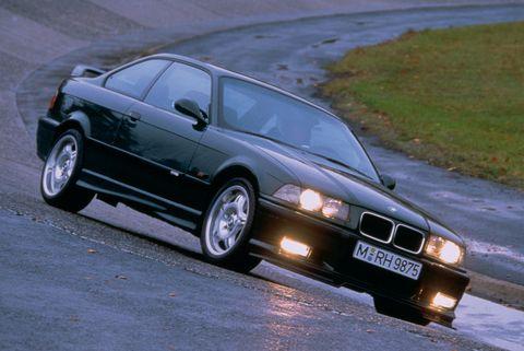 Land vehicle, Vehicle, Car, Personal luxury car, Bmw, Luxury vehicle, Bmw 3 series (e36), Performance car, Executive car, Automotive design,