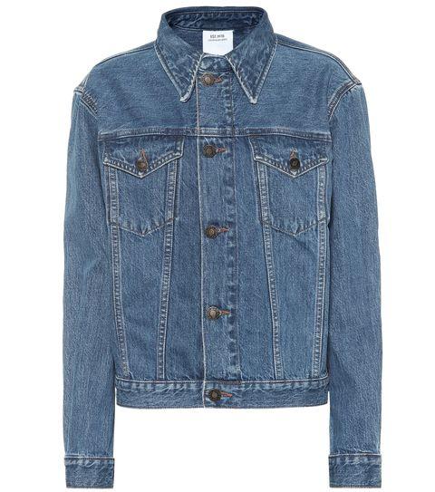 giacca jeans estiva donna, giubbini jeans primaverili, giacca jeans oversize, giacchetta jeans, giubbino jeans, giacca di jeans lunga, giacca di jeans come abbinare, outfit giacca di jeans, giacche di jeans 2021, moda giacche di jeans 2021