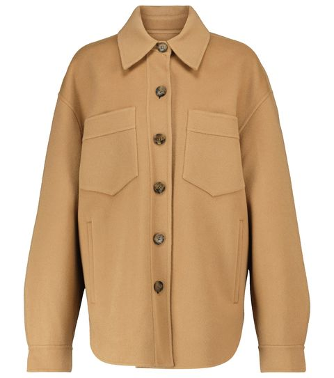 giacca camicia