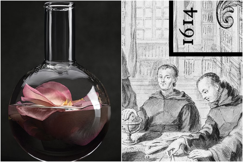 Glass bottle, Still life, Still life photography, Perfume, Drink, Alcohol, Illustration, Glass, Bottle, Liqueur,