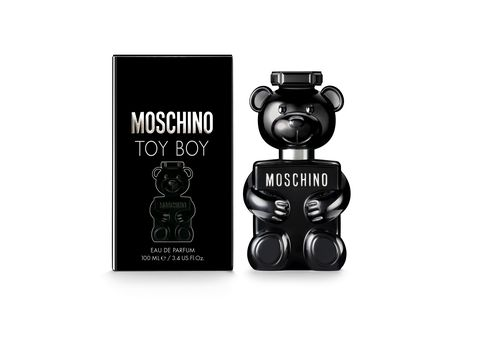 moshcino,黑熊,toy boy,香水
