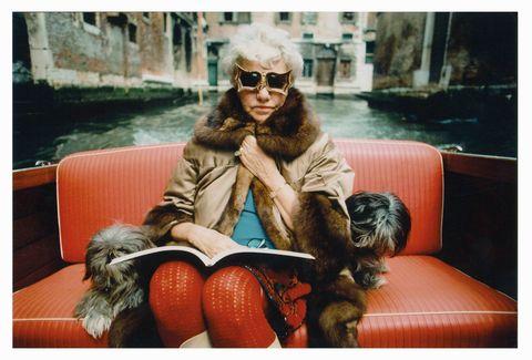 Peggy Guggenheim, come non l'abbiamo mai vista