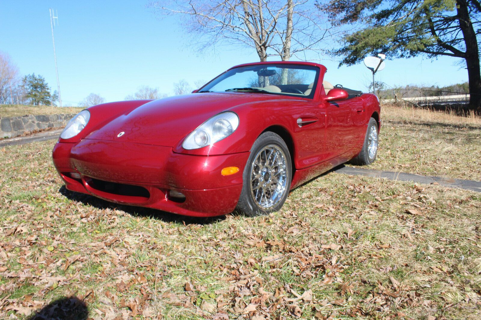 This Panoz Esperante Is Perfect for Impressing Your Gearhead Friends
