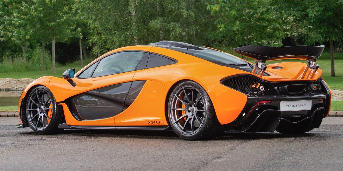 Cars For Sale Los Angeles >> Super-Rare McLaren P1 Prototype XP05 for Sale by Tom Hartley Jnr