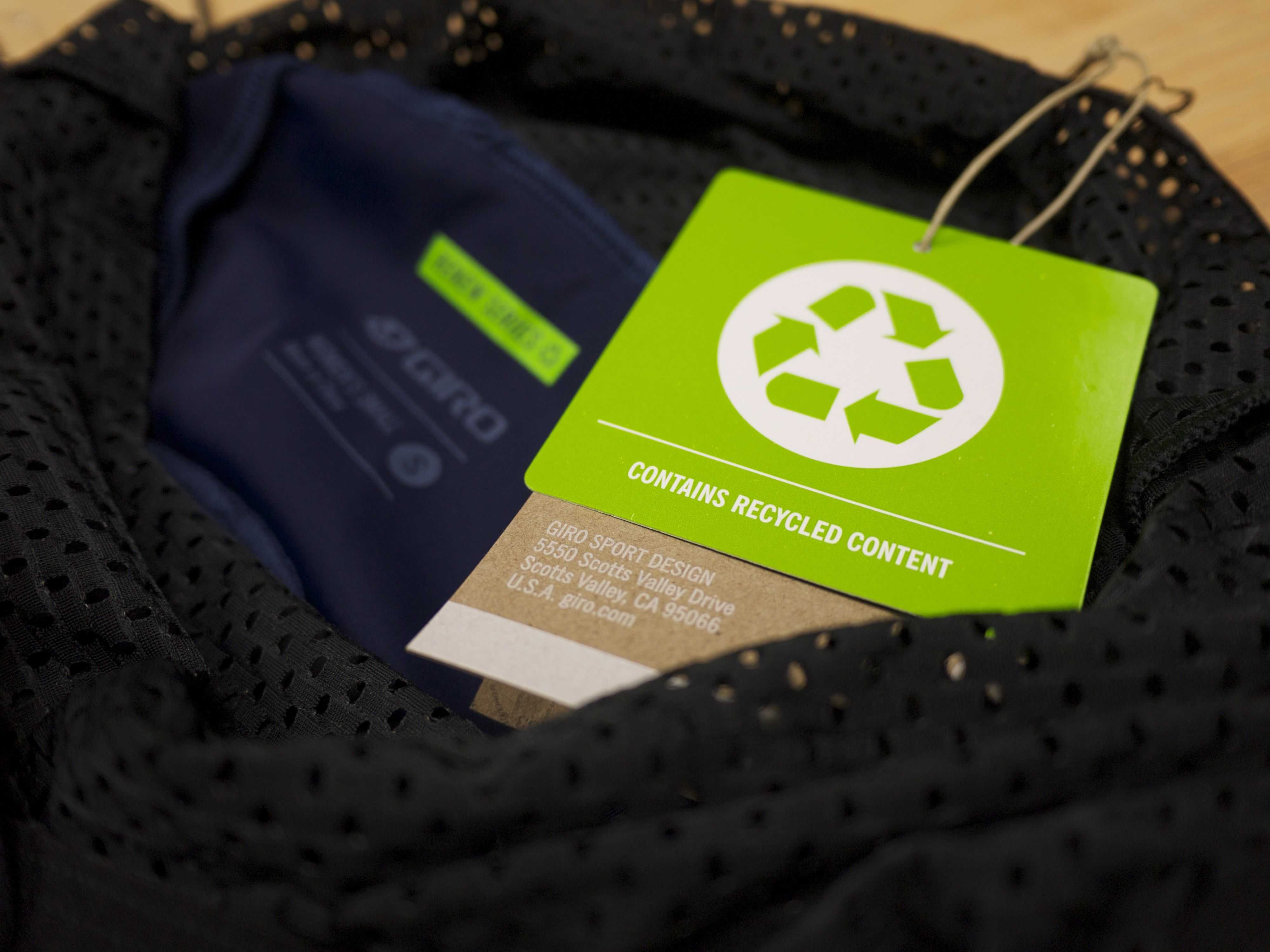 Giro and Pearl Izumi Are Going All-In On Sustainable Fabrics