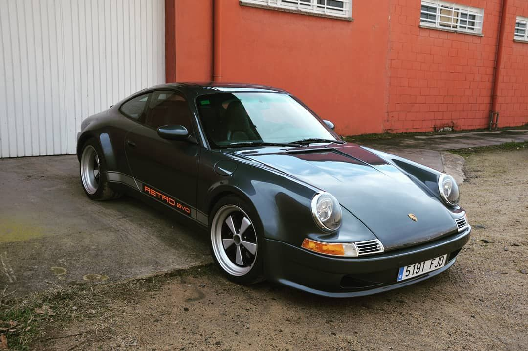 Porsche by Ludic , 996 With Retro Singer,Like Bodykit , Pictures