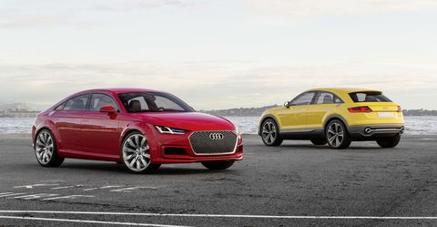 The Audi Tt Is Getting Replaced By An Electric Car What We Know