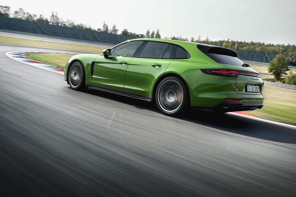 2019 Porsche Panamera GTS , Enthusiast Edition of Porsche
