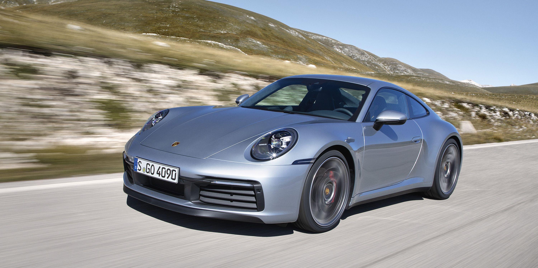 2020 Porsche 911 Meet The 992 Bmw 3 Series And 4 Series