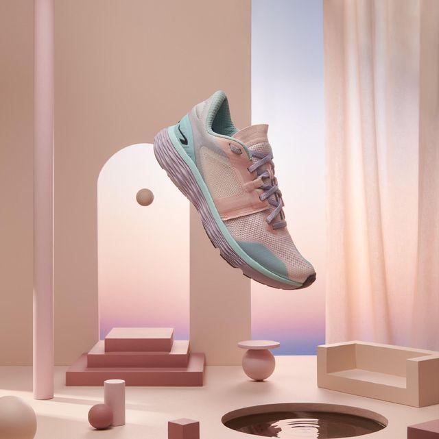 parrilla torpe Incontable  En Decathlon arrasan estas zapatillas de running en tonos pastel