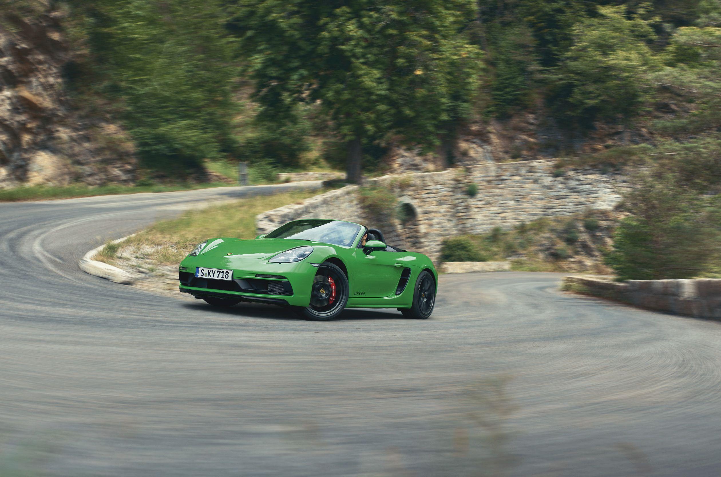First Drive: Porsche 718 GTS 4.0