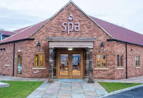 Spa at Ye Olde Bell review