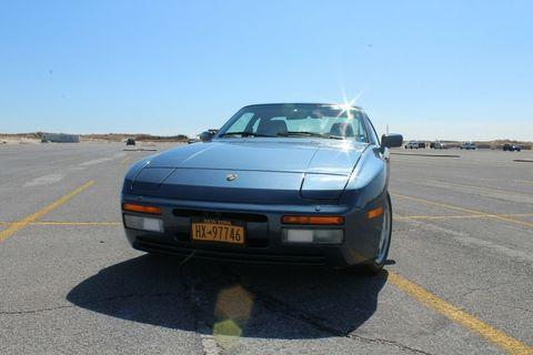 2000 Mile Porsche 944 For Sale Lowest Mileage 944 On Ebay