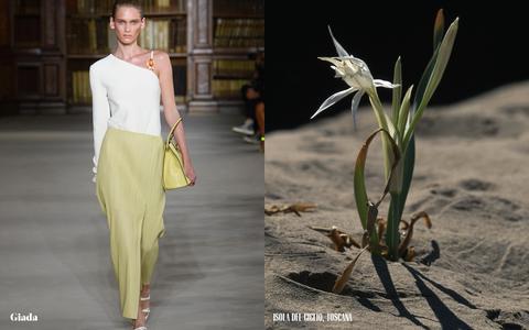 settimana della moda di milano primavera estate 2022, giada pe22