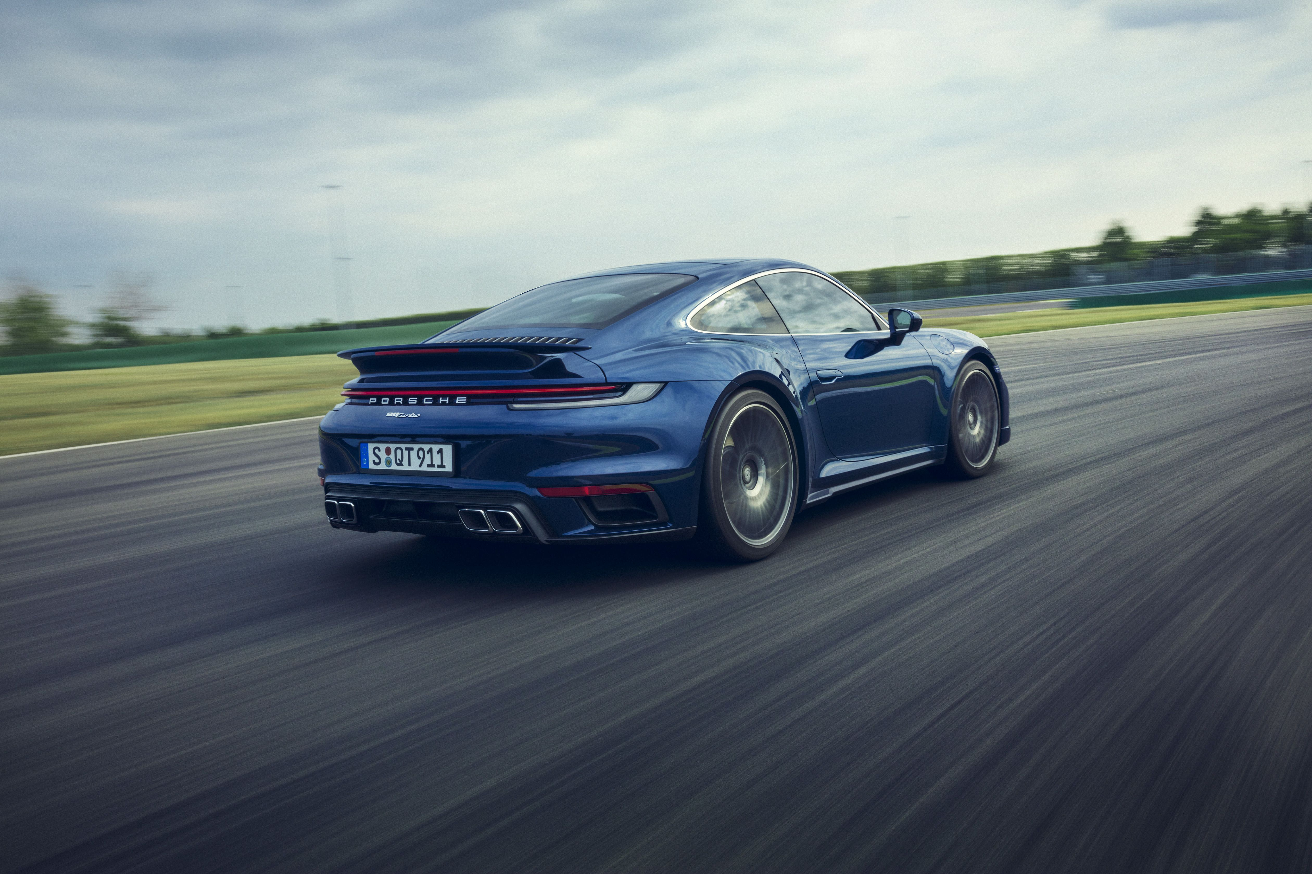 2021 Porsche 911 Turbo Is On Par With The Previous Gen Turbo S