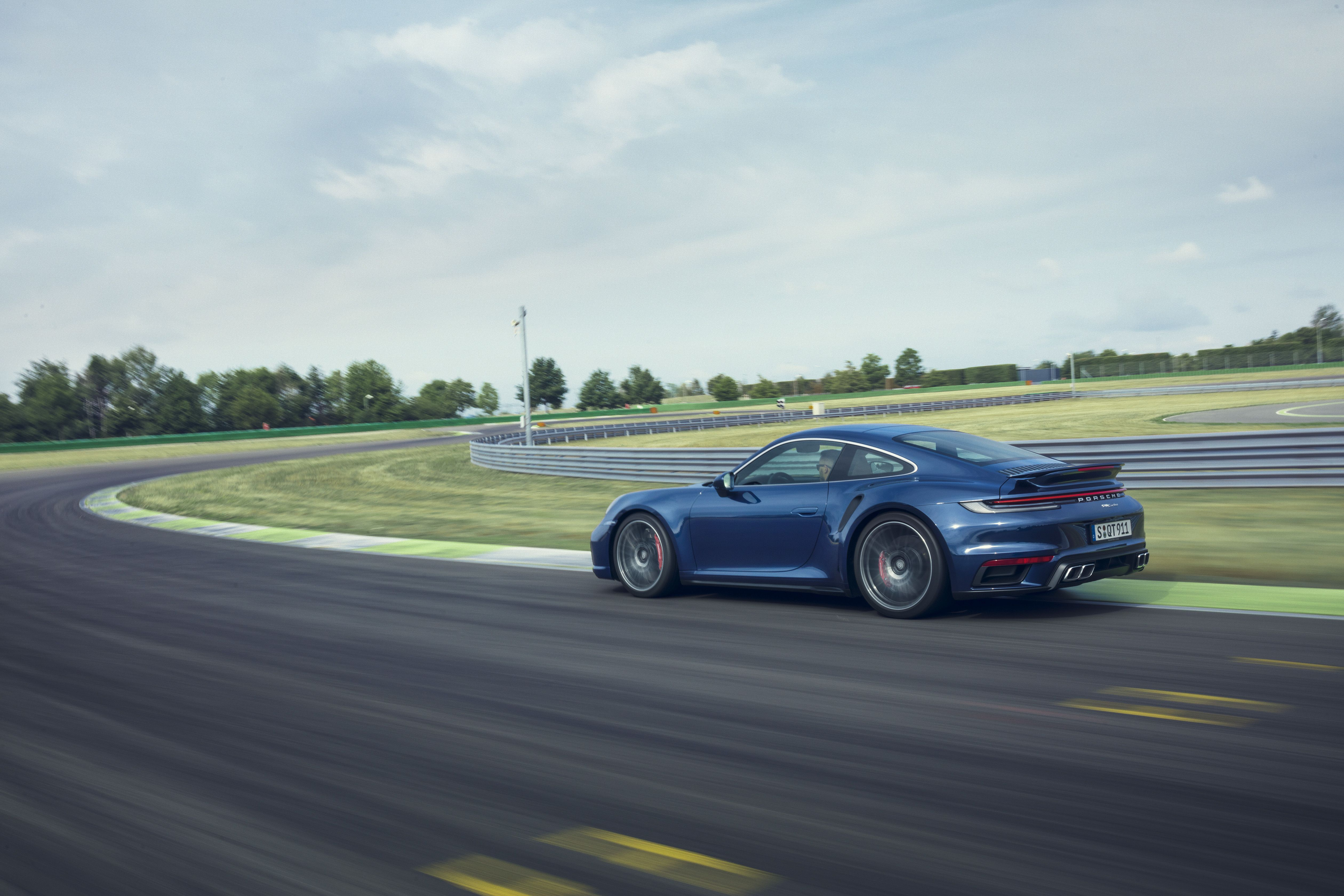 2021 Porsche 911 Turbo Hits The Streets Early Next Year With 572 Horsepower