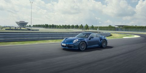 the 2021 porsche 911 turbo is built on the 992 generation platform and gets more power and new tech