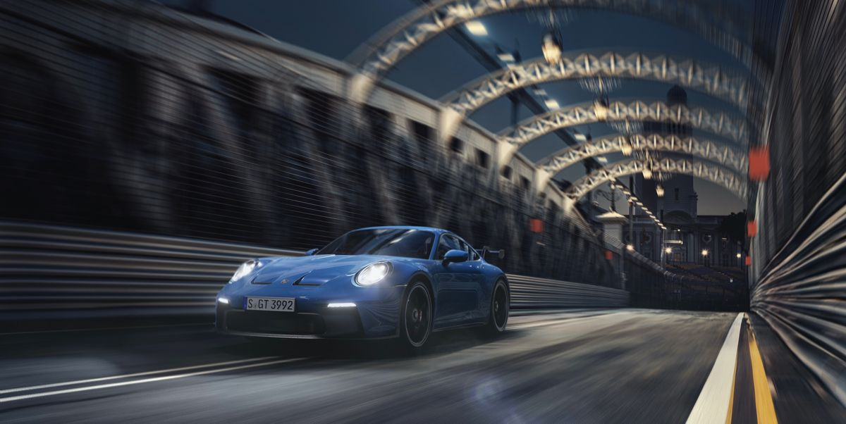 Why Porsche's 911 GT3 Could Be the Last Sports Car Splash