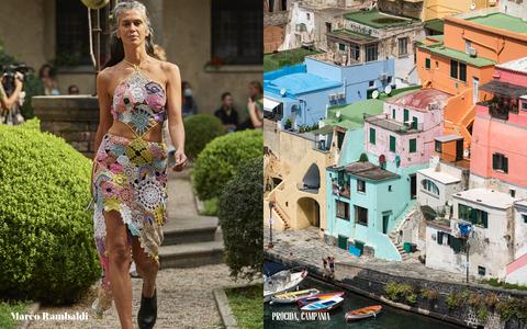 settimana della moda di milano primavera estate 2022, marco rambaldi pe22