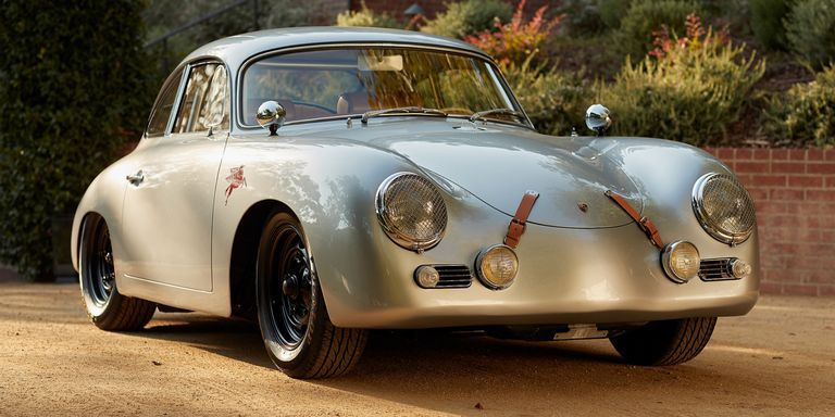 1959 Rod Emory Porsche 356 Outlaw For Sale On Bring A Trailer