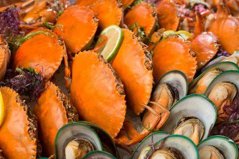 Food, Delicacy, Seafood, Cuisine, Dish, Vegetable, Produce, Mussel, Vegetarian food, Shanghai food,