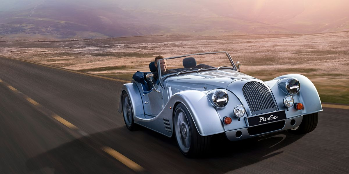 2020 Morgan Plus Six Pictures Specs Pricing Horsepower