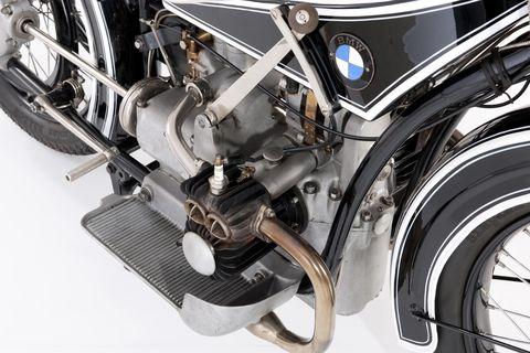 BMW motor bóxer
