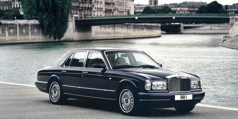 Land vehicle, Vehicle, Car, Luxury vehicle, Sedan, Rolls-royce silver seraph, Bentley, Rolls-royce, Bentley arnage, Coupé,