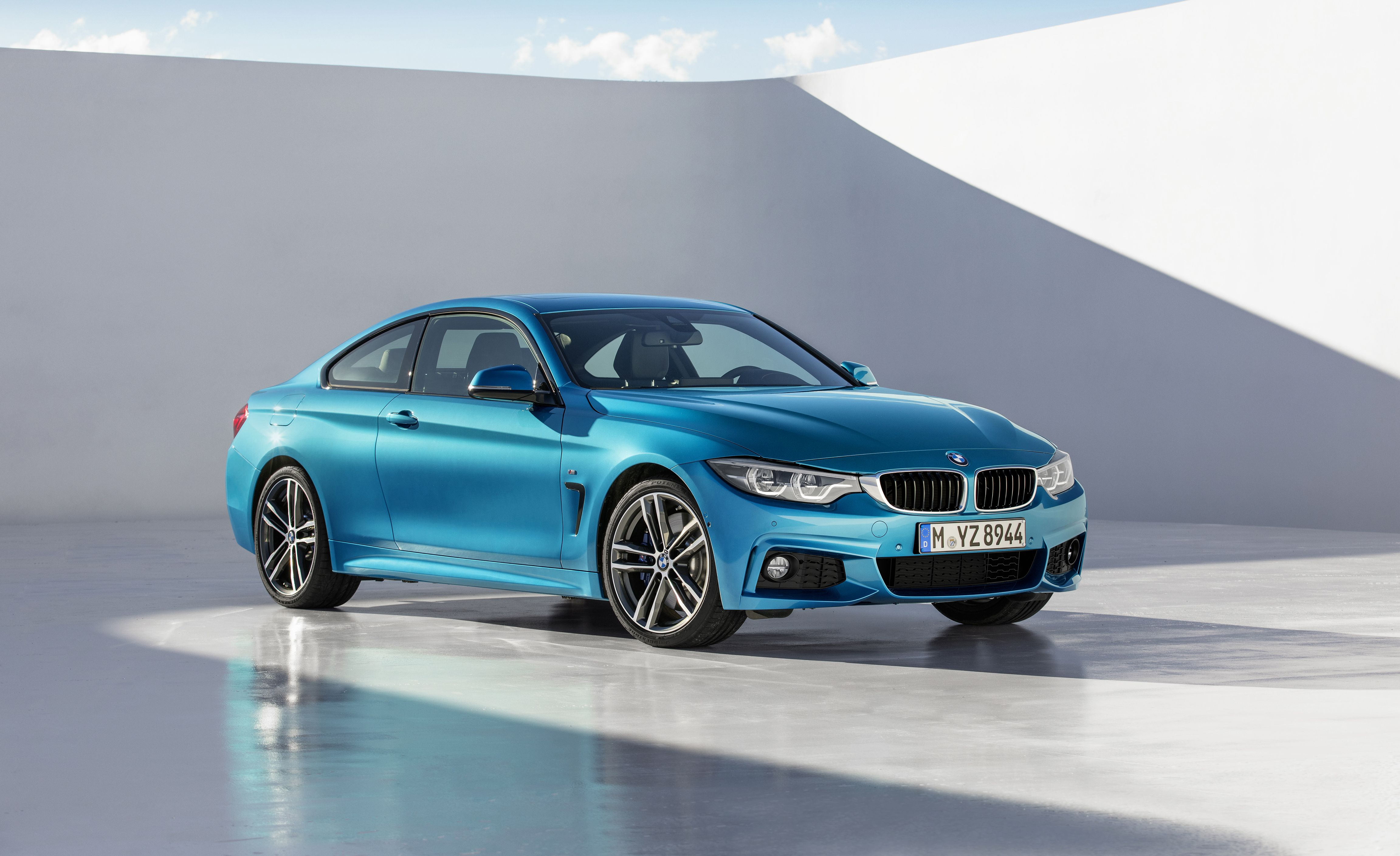 """11. BMW 4-series This is what used to be called the two-door 3-series, but a few years ago BMW switched the nomenclature to the even """"4."""" The BMW 4-series can be had as a coupe or a convertible with a power-folding hardtop; with four- or six-cylinder gas engines; and with rear- or all-wheel drive."""