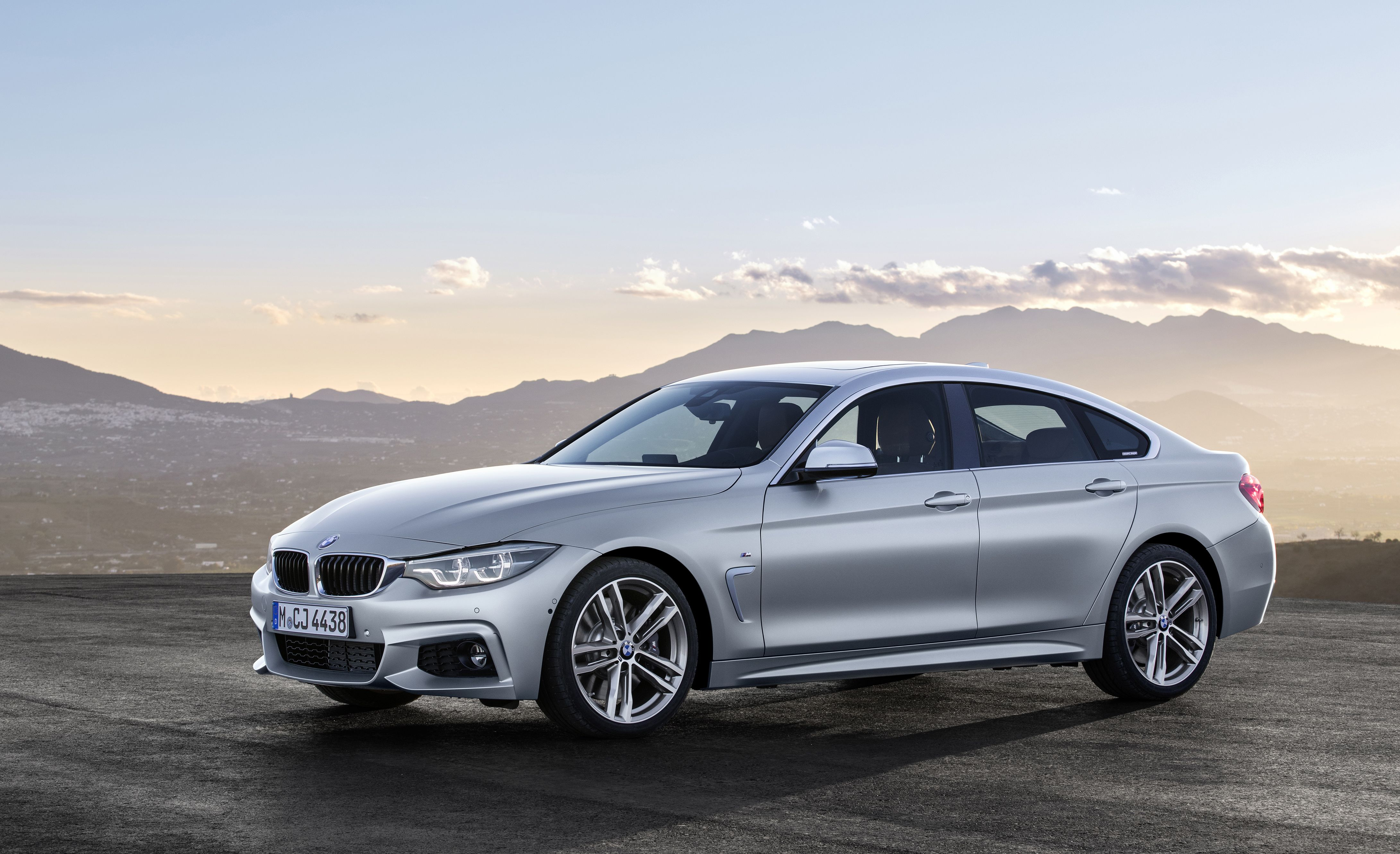 """10. BMW 4-series Gran Coupe Adding """"Gran Coupe"""" to the 4-series name, and what do you get? The four-door BMW 4-series Gran Coupe , which combines attributes of the standard 3-series sedan and the two-door 4-series coupe much in the same way Audi's A5 Sportback combines A5 and A4 elements."""