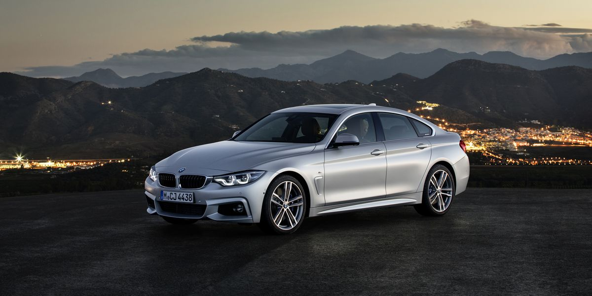 BMW 428I Coupe >> 2019 BMW 4-series Gran Coupe