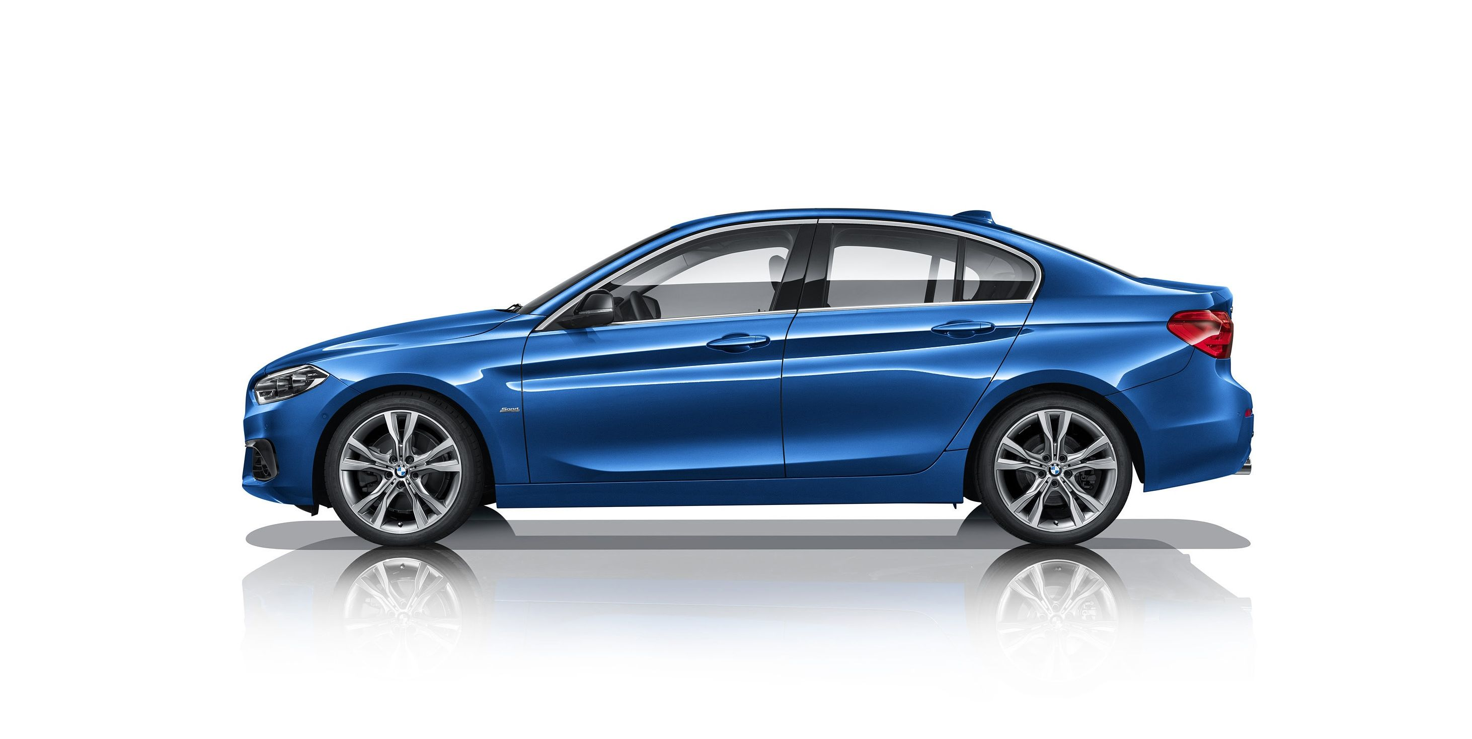 BMW Could Bring the Front-Wheel-Drive 1-Series Sedan to ...
