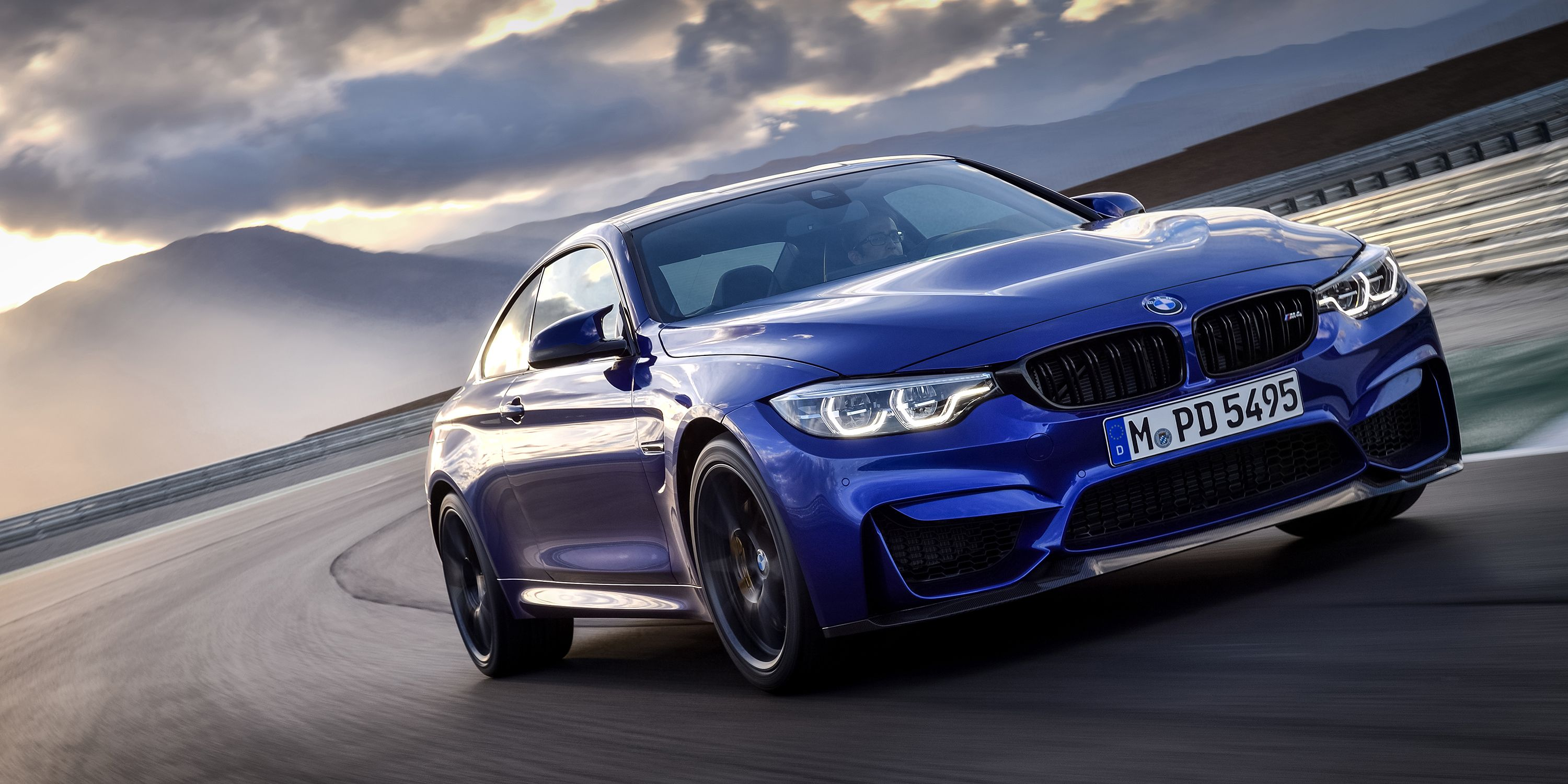 BMW Boss Promises a Manual Transmission In the Next M4