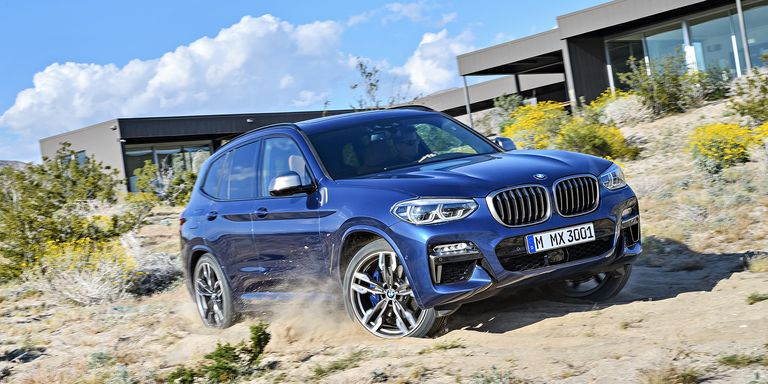 2018 bmw x3 m40i packs 355 hp and launch control. Black Bedroom Furniture Sets. Home Design Ideas