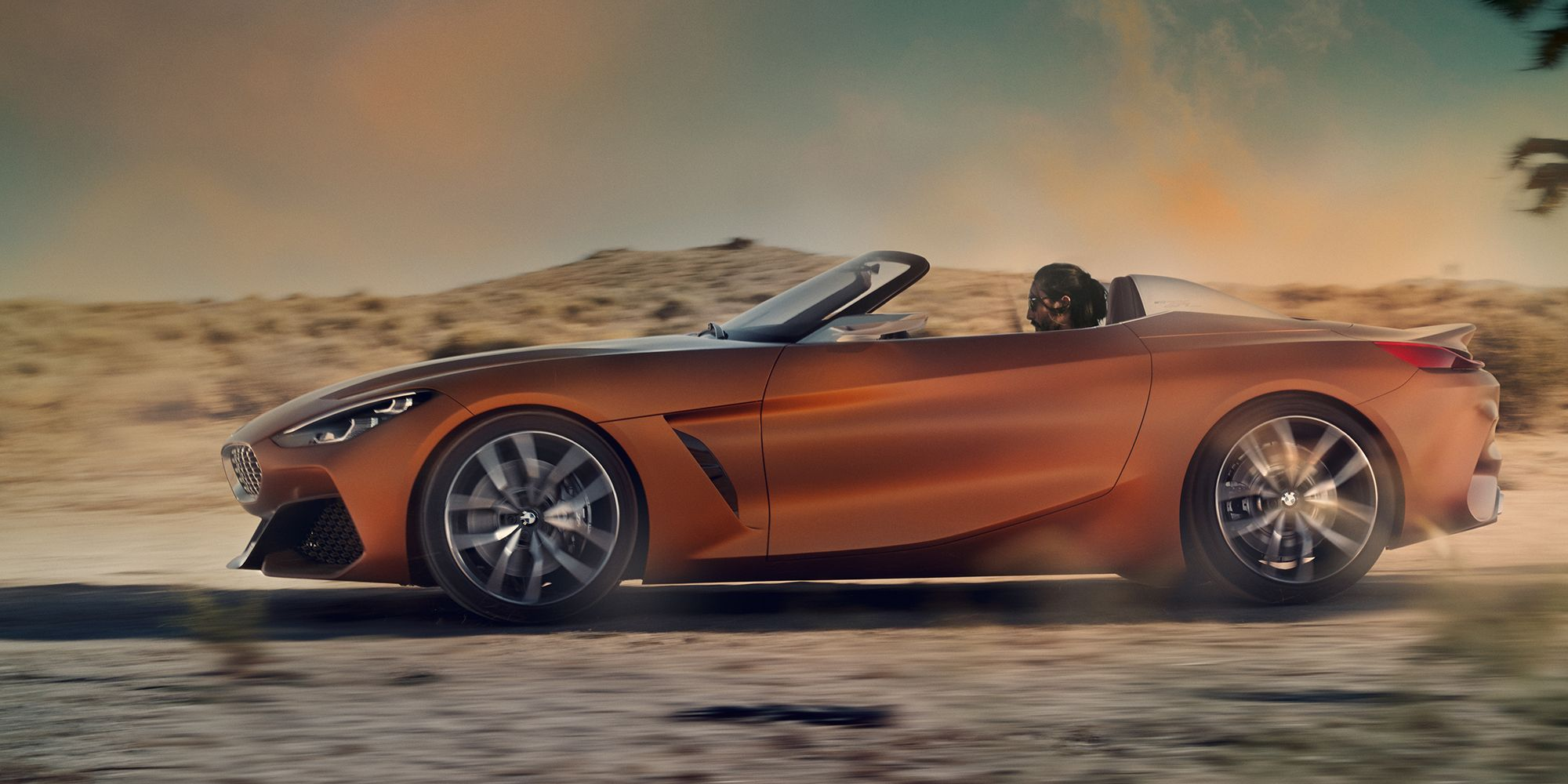 The Next Bmw Z4 Might Weigh A Lot Less Than Its Predecessor