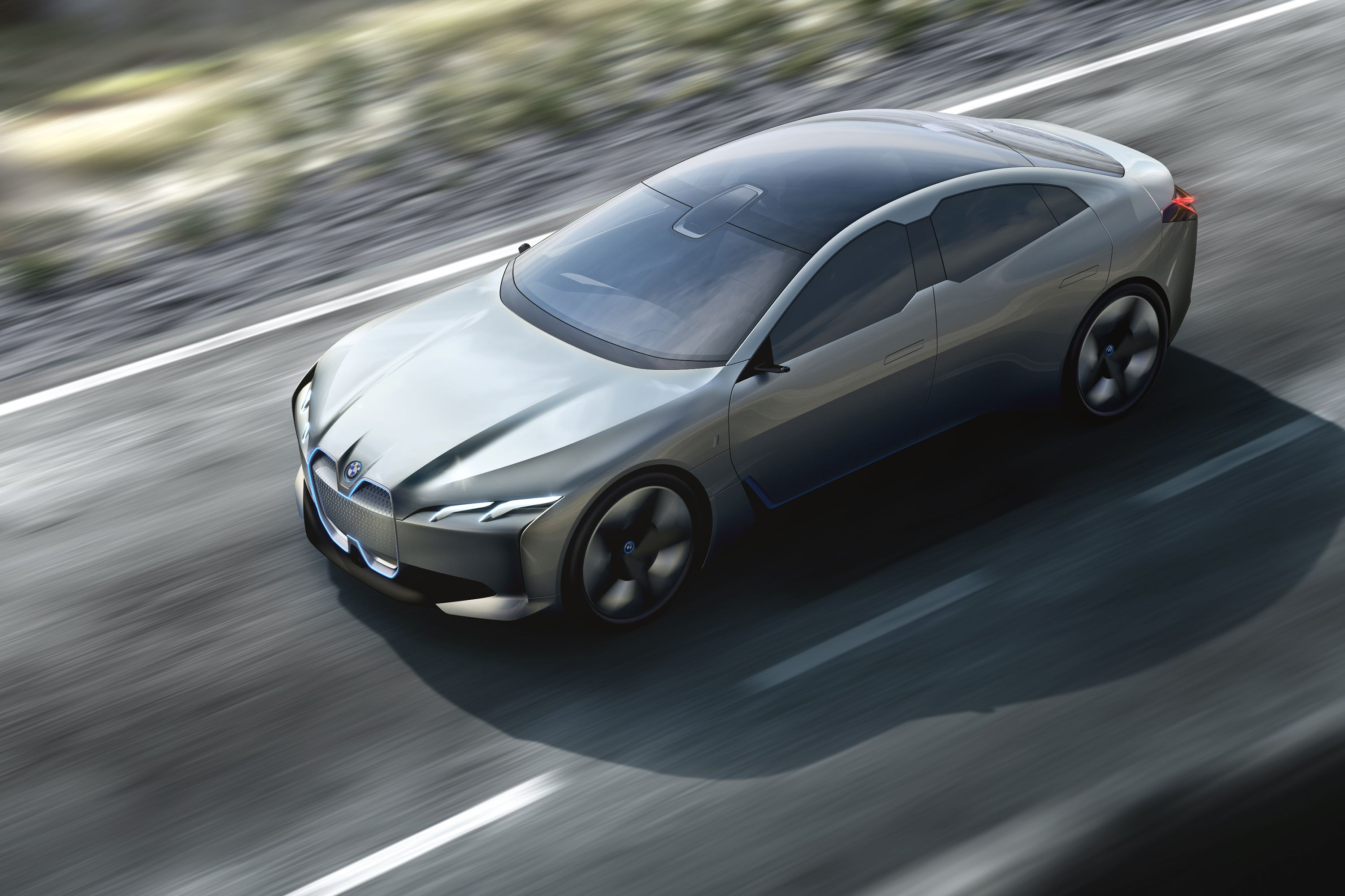 BMW's First Electric Sedan Will Have More Power Than an M3