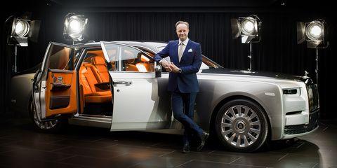 Land vehicle, Vehicle, Car, Luxury vehicle, Automotive design, Personal luxury car, Rolls-royce, Auto show, Rolls-royce phantom, Rolls-royce ghost,