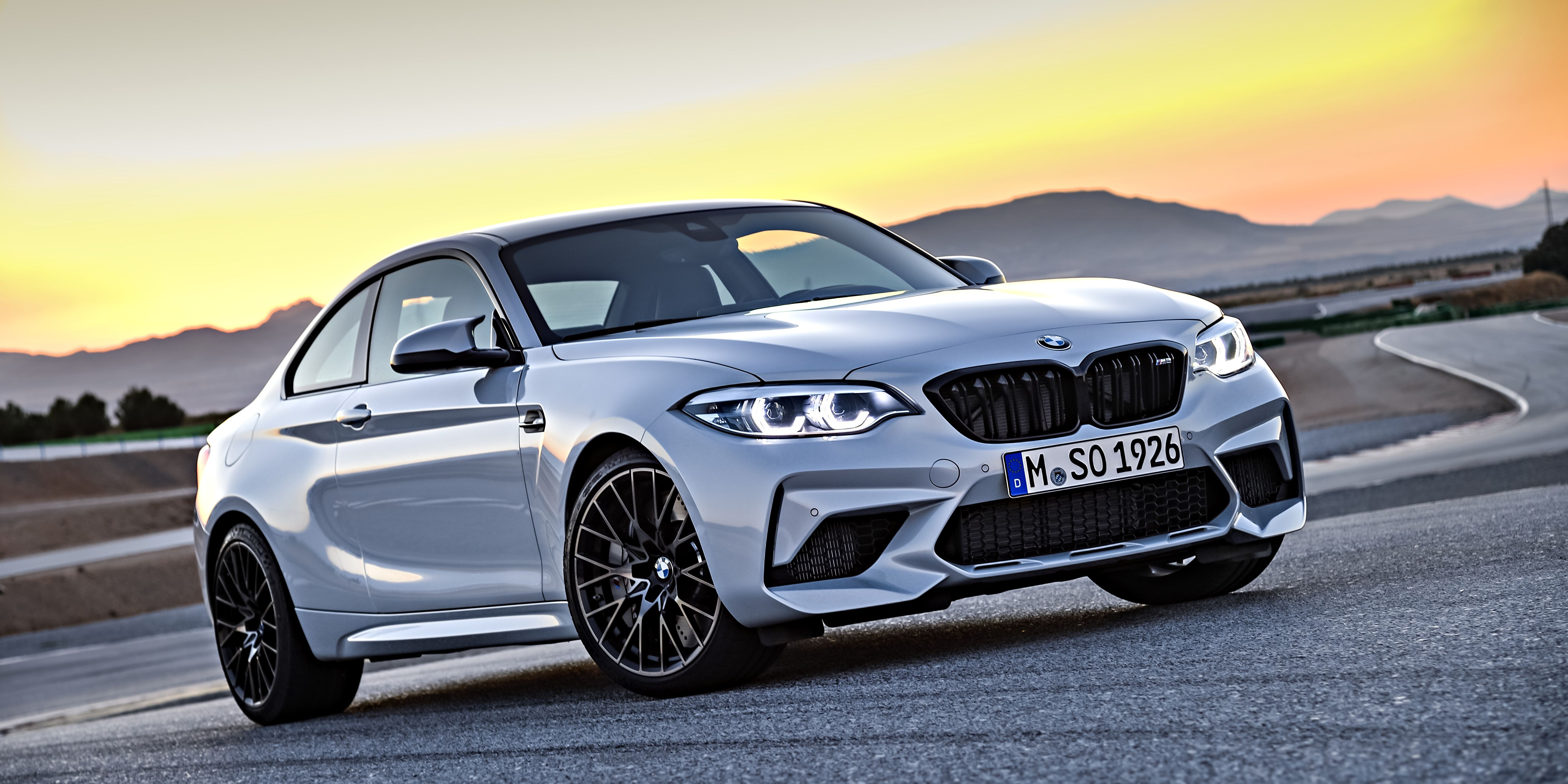 How Emissions Regulations Forced Bmw To Give The M2 Competition 40