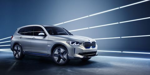 Bmw Wants Its Electric Cars To Look More Boring