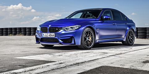 BMW Is Reportedly Working on a Manual-Only Rear-Drive Version of the Next M3