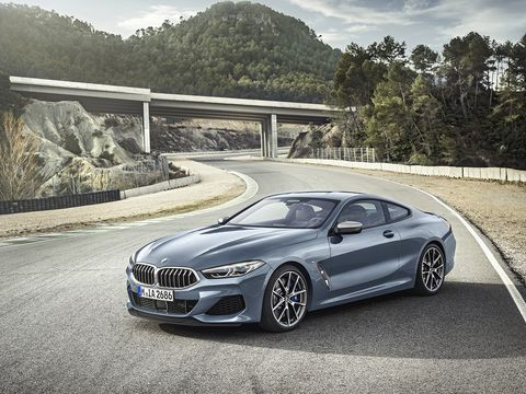 2019 Bmw 8 Series Revealed All New M850i Xdrive