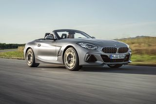 2019 Bmw Z4 Specs New Z4 Convertible Price Horsepower And Pictures